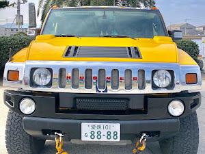 H2  07,HUMMER,LUXPXG三井D車のカスタム事例画像 ヨシクマ🇺🇸🍍さんの2020年03月07日09:56の投稿