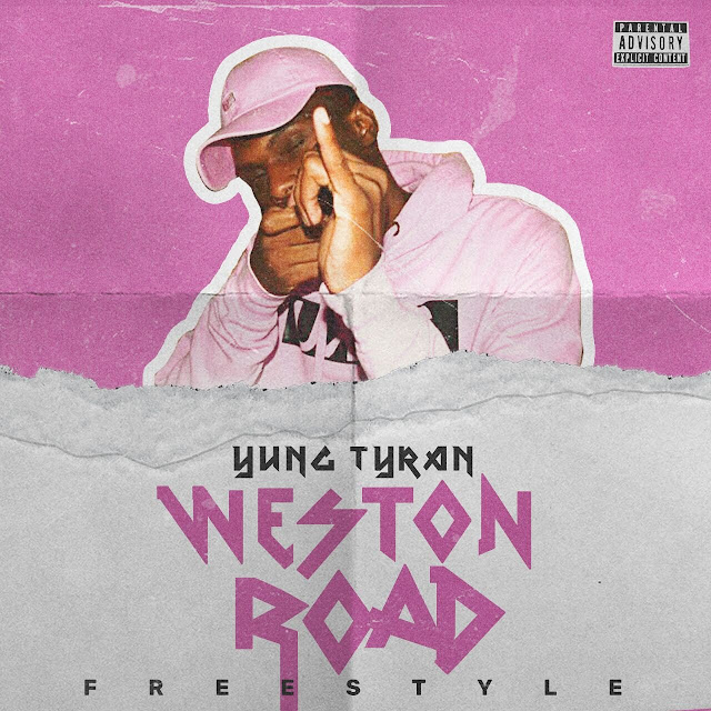 @YungTyran drops Weston Road Freestyle and he spazzes