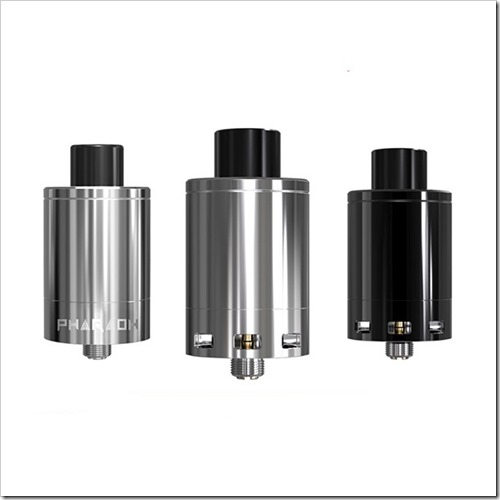 digiflavor pharaoh dripper tank ce8 thumb%25255B2%25255D - 【RDTA?】シングル極太コイル可能ドリッパー!「DigiFlavor Pharaoh Dripper Tank」 【固定しやすい】