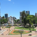 Buenos Aires - Plaza de Majo