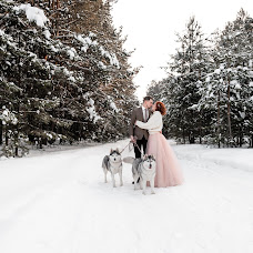 Wedding photographer Ekaterina Glukhenko (glukhenko). Photo of 27.04.2018