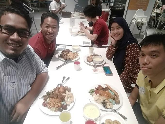 Buffet Ramadan Di IKEA