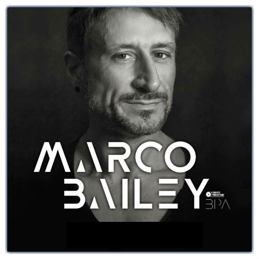 Marco Bailey - MATERIA Music Radio Show 002 - 03-03-2017