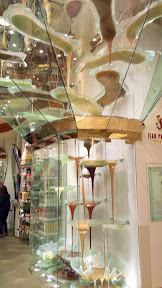 Jean Philippe Patisserie inside the Bellagio and the World's Largest Chocolate Fountain (as listed in the Guinness World Records). Includes white, medium and dark confectionary grade chocolate, and free to see inside the Bellagio Las Vegas