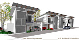 San Vincente Apartments, Arq. Juan Carlos Arguedas S., ICICOR S.A.