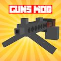Actual Guns Mod for Minecraft icon