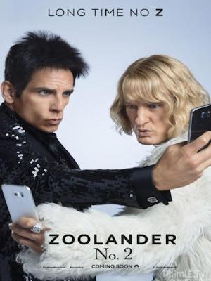 Phim Anh Chàng Siêu Mẫu - Zoolander 2 (2016)