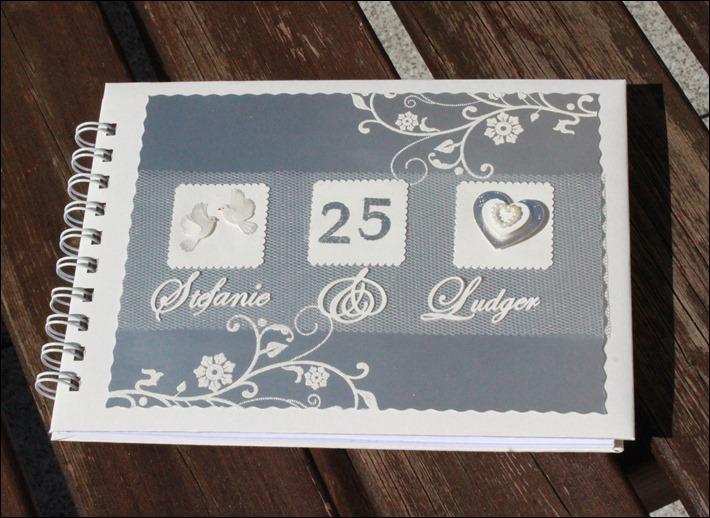 Gästebuch Silberne Hochzeit 00