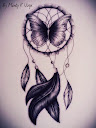dreamcatcher tattoo drawing 4
