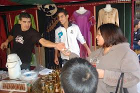 Jaima Fraternidad Orriols. 22/12/2012