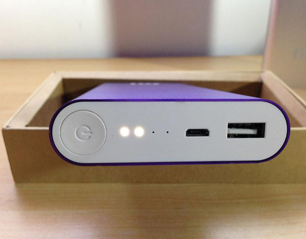 Pin sạc dự phòng Xiaomi 20800mAh