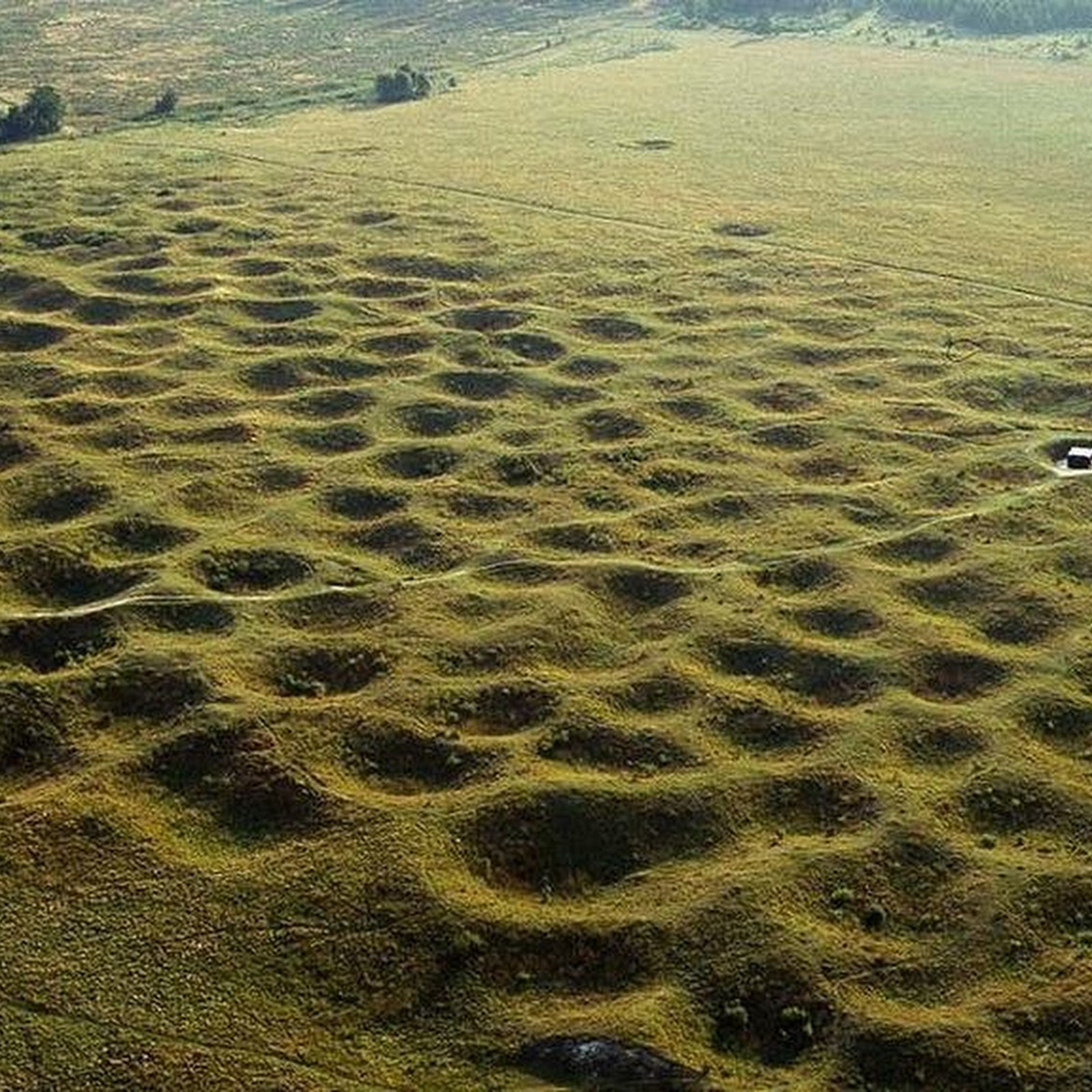 Grime's Graves: A Neolithic Flint Mine