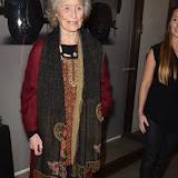 OIC - ENTSIMAGES.COM - Virginia McKenna at  the Defender 2,000,000 - VIP auction, as two-millionth Series Land Rover and Defender is star attraction at auction hosted by Land Rover in aid of Red Cross and the Born Free Foundation, London 16th December 2015 Photo Mobis Photos/OIC 0203 174 1069