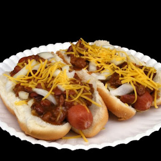 All American Chili Dog