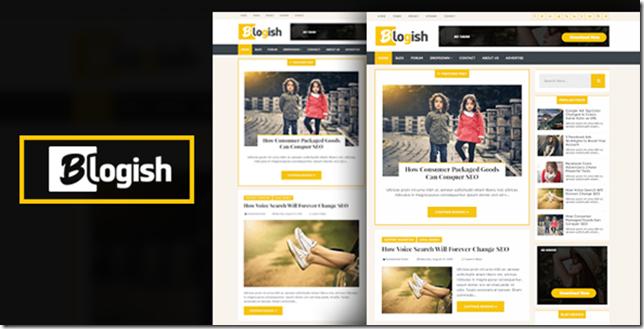 Blogish-blogger-template