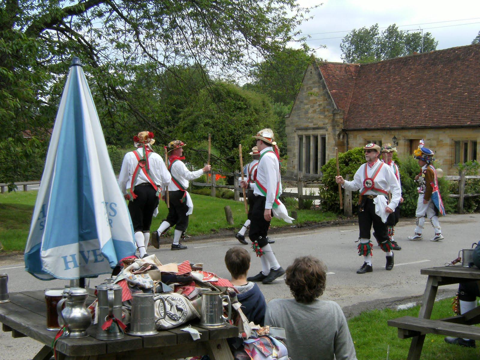 1006120023 Hartley Morris Men at the Dorset Arms