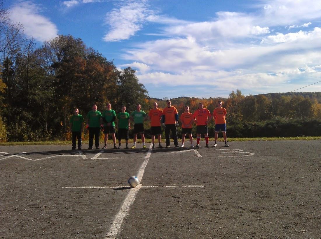 Die Gladiatoren vor dem Spiel