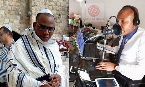 JUST IN: Nnamdi Kanu conveys strong message to Yorubas over death of daughter to Afenifere leader