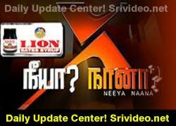 Neeya Naana 20-04-2014 Episode 407 today full dailymotion video 20.4.14 | Vijay Tv Shows Neeya Naana 20th April 2014 at srivideo