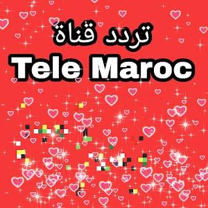 تردد قناة TELE MAROC HD الجديد  2021 على  بدر وعلى جميع الأقمار