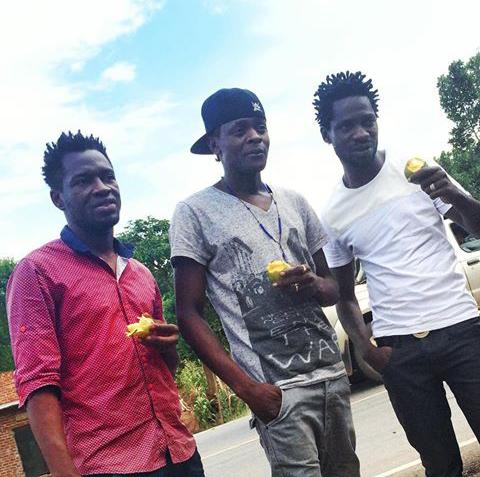 Nubian, Chamili and Bobi Wine