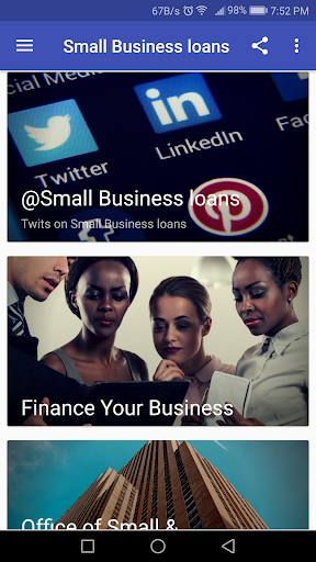 Small Business Loans screenshot 3