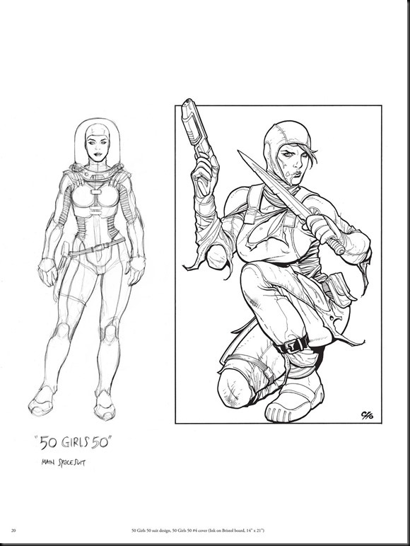 [Frank Cho] Women - Selected Drawings and Illustrations Book 2_854197-0021