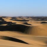 The dunes near Swakopmund