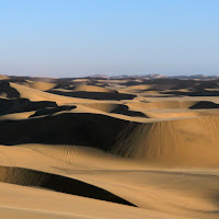 The dunes near Swakopmund