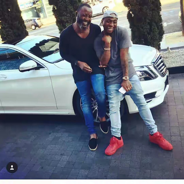 Davido's Former Manager, Kamal Puts Up Controversial Post About Death (Photos)