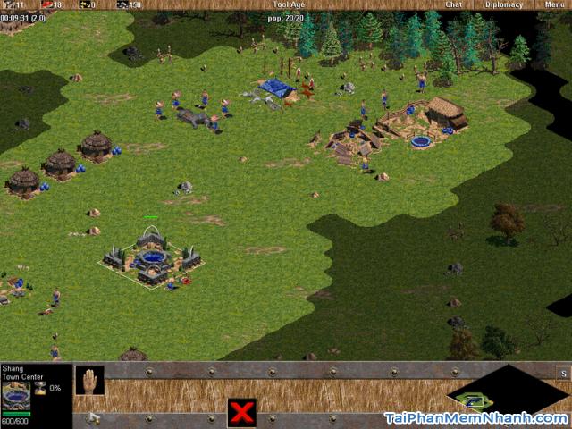 Link tải game đế chế xanh về máy