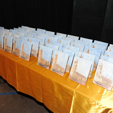 XI Carrera Urbana Villa de Corral 2011 - Trofeos