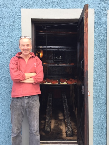 James Robb, East Pier Smokehouse, St Monans - #LoveFife Chocolate, Seafood and Gin in the East Neuk