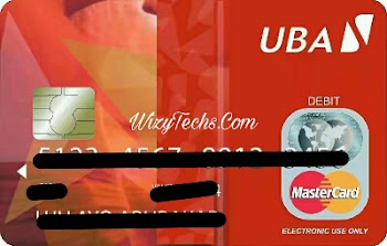UBA Naira Mastercard