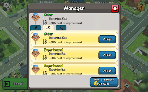 Idle Manager ¯\_(ツ)_/¯ - screenshot