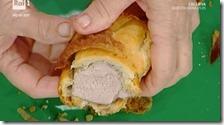 Filetto di maiale in crosta di guanciale