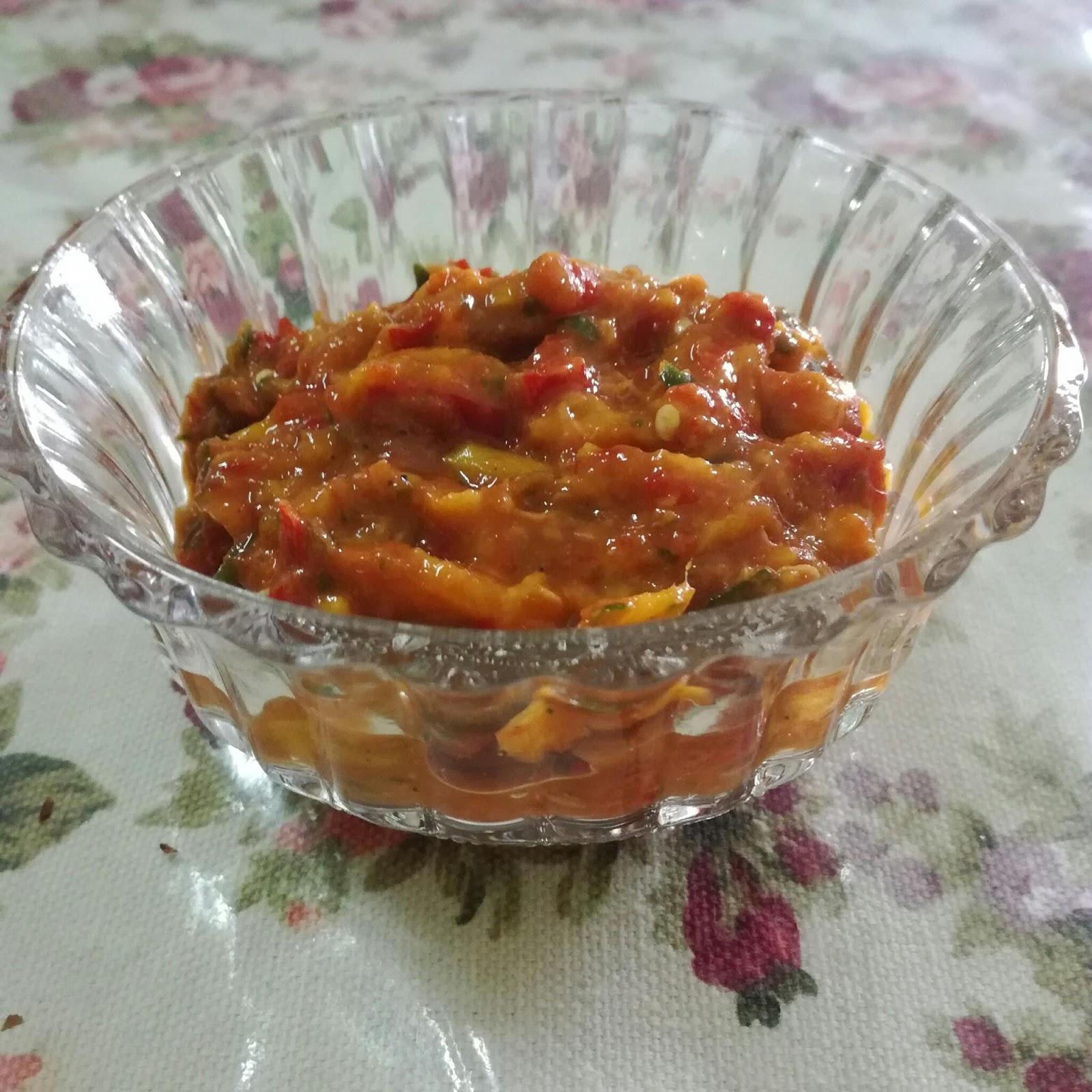 resep sambal kuini resepi sambal belacan buah kuini resepi merory sedap betul lihat Resepi Sambal Pecel Ayam Indonesia Enak dan Mudah