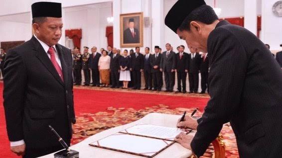Jokowi Perintahkan Tito Siapkan Karantina Corona di Daerah