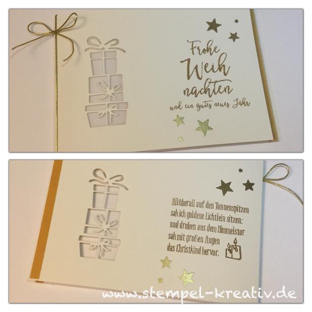 Windlichtkarte Geschenke creative-depot