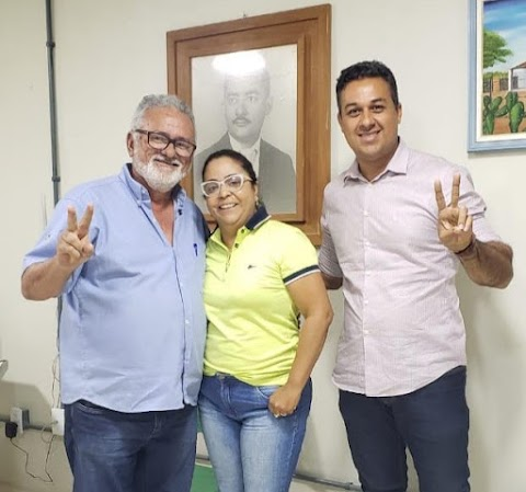 Helbinha Rodrigues conquista apoio de Demontiê, empresário do setor gesseiro