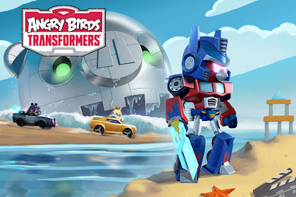 Angry Birds Transformers v1.33.10 Full Apk+Obb Download