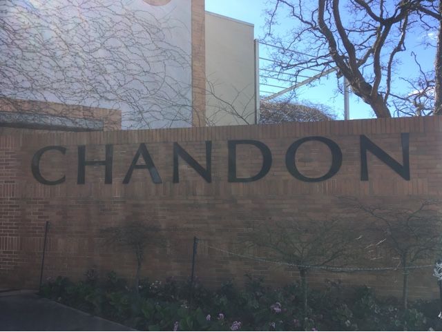 Chandon winery yarra valley