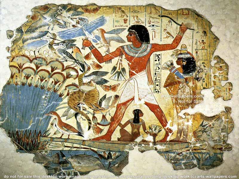 Egypt Map, Egyptian Magic
