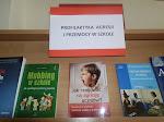 """Wystawa """"Profilaktyka agresji i przemocy w szkole"""" 24.05.2016 r."""