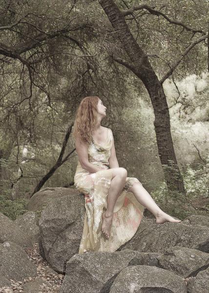 Goddess On Stone, Goddesses