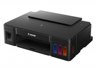 Reset Canon G1900 printer's Ink Pad at the end of it service life error