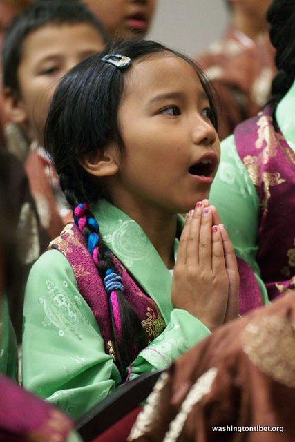 Tibetan Audience with HH Dalai Lama/HH Sakya Trizins Teaching in Portland, OR. - 10-cc%2BP5120235%2BA72.JPG