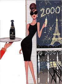 Iconos de estilo: Jordi Labanda - año 2000 en Paris