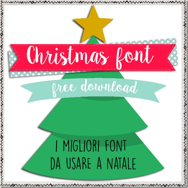 font gratis-free-download-font-natale