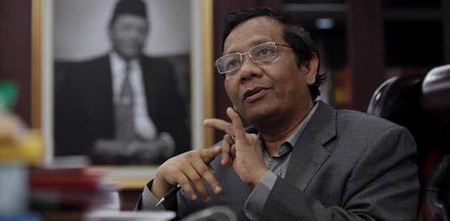 Mahfud: Tidak Hanya Firli Bahuri, Publik Pun Pernah Ragu Pada Agus Rahardjo Cs
